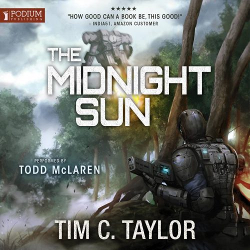 Midnight Sun Audio cover