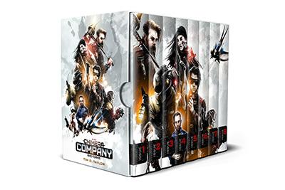 Season 1 boxed set