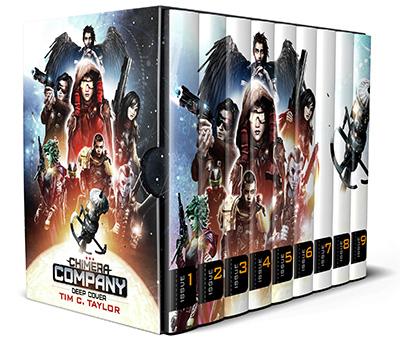 Season 2 boxed set